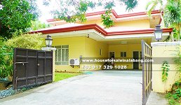 House for Sale in Alabang