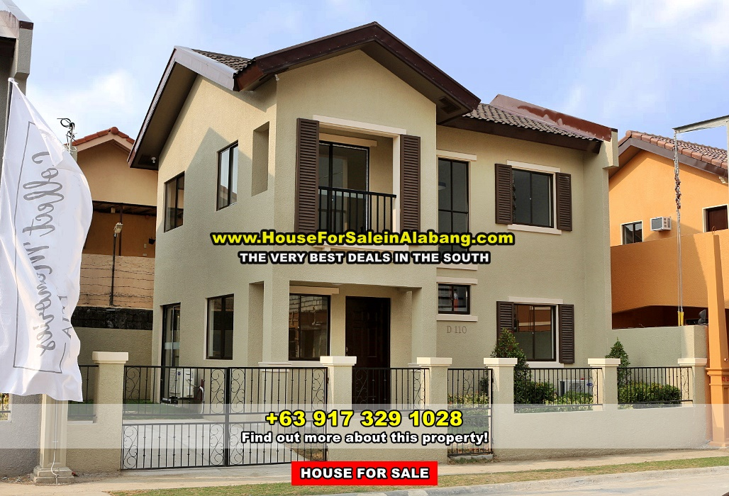 house and lot for sale in alabang philippines - House Designs Alabang Philippines