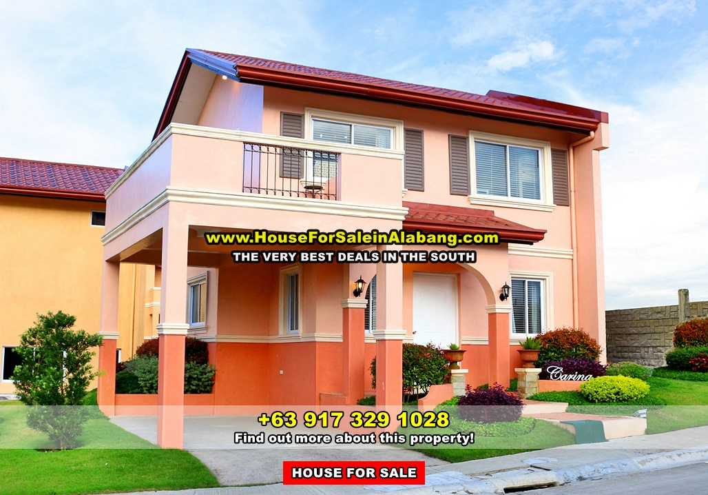 House for Sale in Evia City - Carina House Model