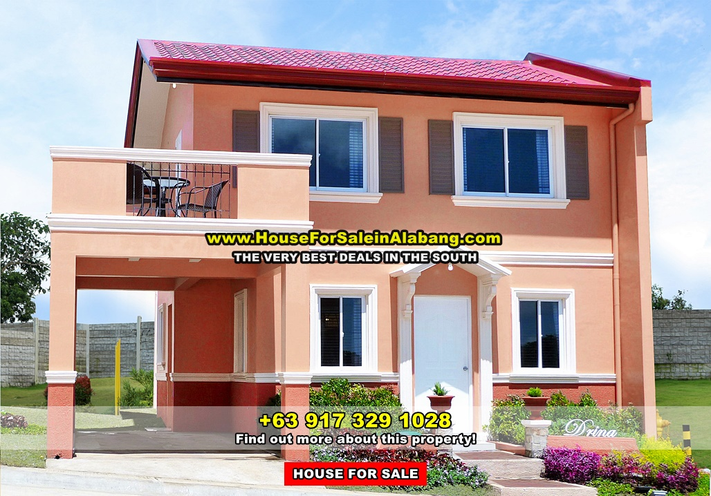 Drina Model House for sale in Evia Alabang