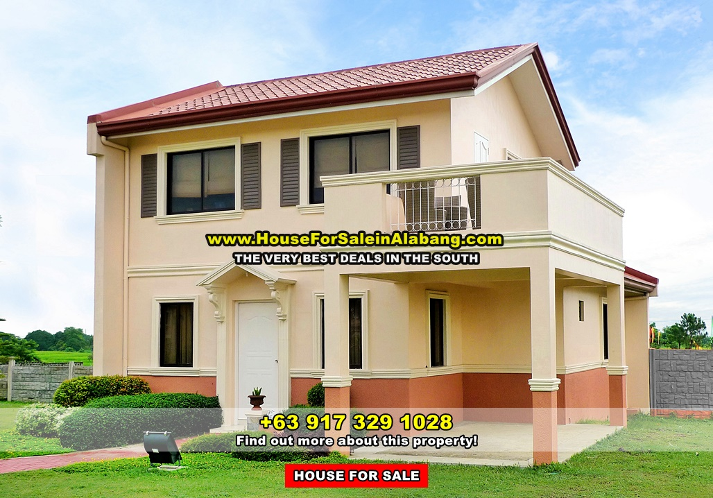 Elaisa Model House for sale in Evia Alabang
