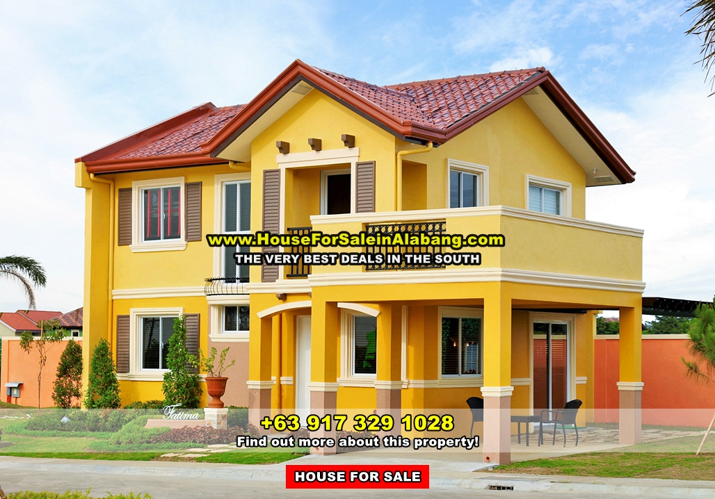 House for Sale in Evia City - Fatima House Model