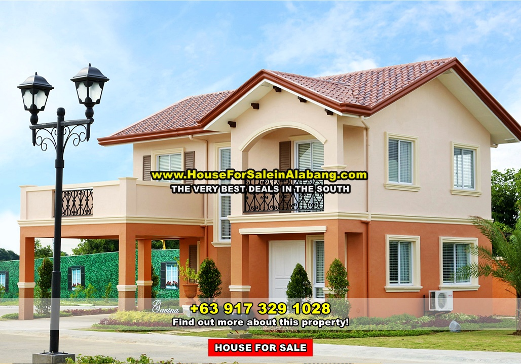 House for Sale in Evia City - Gavina House Model