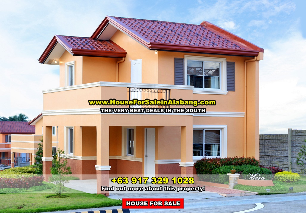 Mara House Model in Evia Alabang