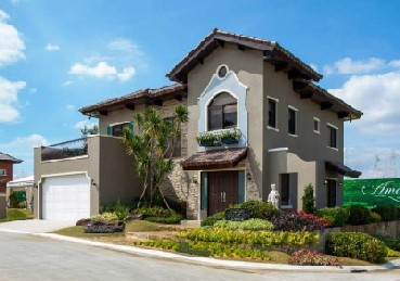 Giorgio House Model, House and Lot for Sale in Alabang Philippines