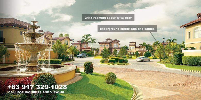 House for Sale in Alabang - Portofino Security