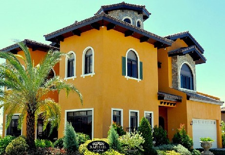 Portofino House and Lot for Sale in Alabang Philippines