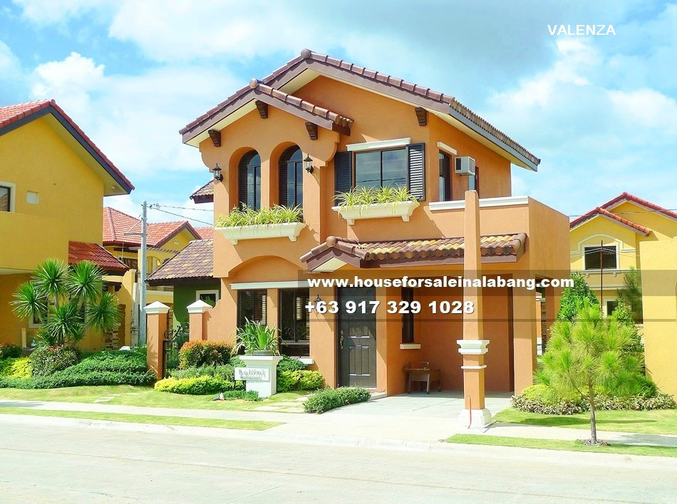 House and Lot for Sale in Sta. Rosa Laguna