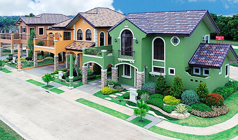 House for Sale in Sta. Rosa Laguna - Valenza Subdivision