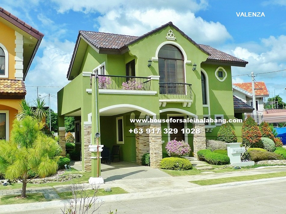 House and Lot for Sale in Sta. Rosa Laguna Philippines